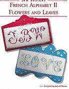 French Alphabet II - Flowers and Leaves