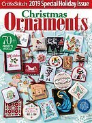 Just Cross Stitch 2019 Christmas Ornaments Magazine