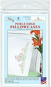 Tulips Pillowcases - Embroidery Kit