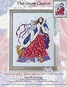 The Snow Queen - Cross Stitch Pattern