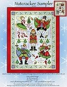 Nutcracker Sampler - Cross Stitch Pattern
