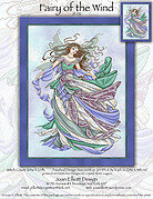 Fairy of the Wind - Cross Stitch Pattern