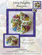 Fairy Delights Biscornu - Cross Stitch Pattern