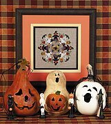 Witch Way with Charm - Cross Stitch Pattern