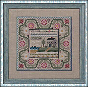 Summer by the Sea - Cross Stitch Pattern
