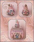 Queen of the Needle Mouse Limited Edition Ornament