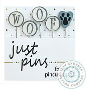 Woof - Block Party (set of 5) - Just Pins