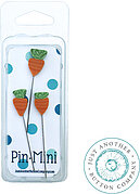 Pin-Mini 3 Carrots - Pins