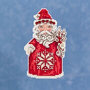 Nordic Santa - Jim Shore - Cross Stitch Kit