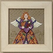Fall Angel - Cross Stitch Kit