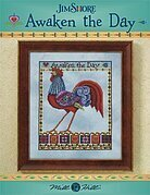Awaken the Day - Jim Shore Cross Stitch Pattern