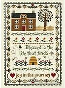 Joy in the Journey - Cross Stitch Kit