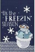 Freezin' Season - Cross Stitch Kit