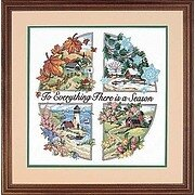 A Season for Everything - Stamped Cross Stitch Kit