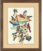 Feasting Frenzy Cross Stitch Kit