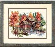 Glory of Autumn - Cross Stitch Kit