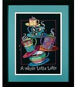 A Whole Lotta Latte - Cross Stitch Kit