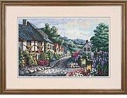 Memory Lane - Cross Stitch Kit