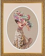 Victorian Elegance - Cross Stitch Kit