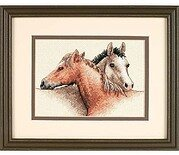 Horse Pals - Cross Stitch Kit