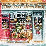 Dimensions Needlecrafts Counted Cross Stitch Overlook Cafe