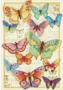Gold Collection Butterfly Beauty - Cross Stitch Kit