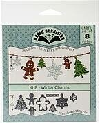 Winter Charms - Karen Burniston Craft Die