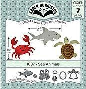 Sea Animals - Karen Burniston Craft Die