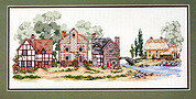A Touch of England - Cross Stitch Pattern