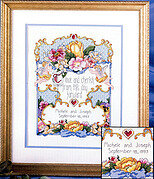 Token of Love - Cross Stitch Pattern