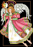 Angel - Cross Stitch Pattern