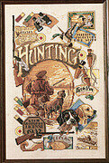 Hunting Nostalgia - Cross Stitch Pattern