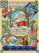 Night Before Christmas - Cross Stitch Pattern