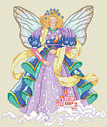 Dream Faerie - Cross Stitch Pattern