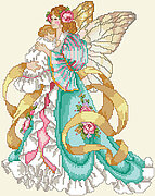 Faerie Godmother - Cross Stitch Pattern