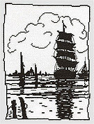 Tall Ship - Cross Stitch Kit
