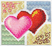 Together Forever - Cross Stitch Kit