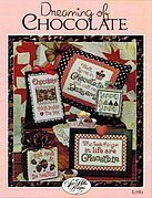 Dreaming of Chocolate - Cross Stitch Pattern