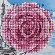 Rose - Leisure Arts Diamond Art Kit