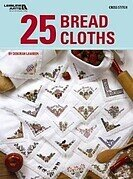 25 Bread Cloths - Cross Stitch Pattern