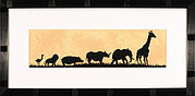 Animals Parade - Cross Stitch Kit