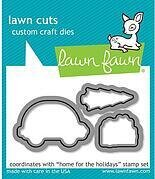 Home For The Holidays - Lawn Cuts Christmas Die