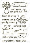 On The Mend - Clear Stamp
