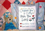 Children are a Gift - Cross Stitch Pattern