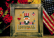 Liberty For All - Cross Stitch Pattern