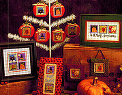 Fall Crazy - Cross Stitch Pattern