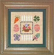 Spring - Cross Stitch Pattern