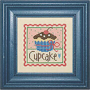 Cupcake - Cross Stitch Kit