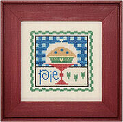 Pie - Cross Stitch Kit