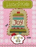 Jingles - Joy - Cross Stitch Pattern